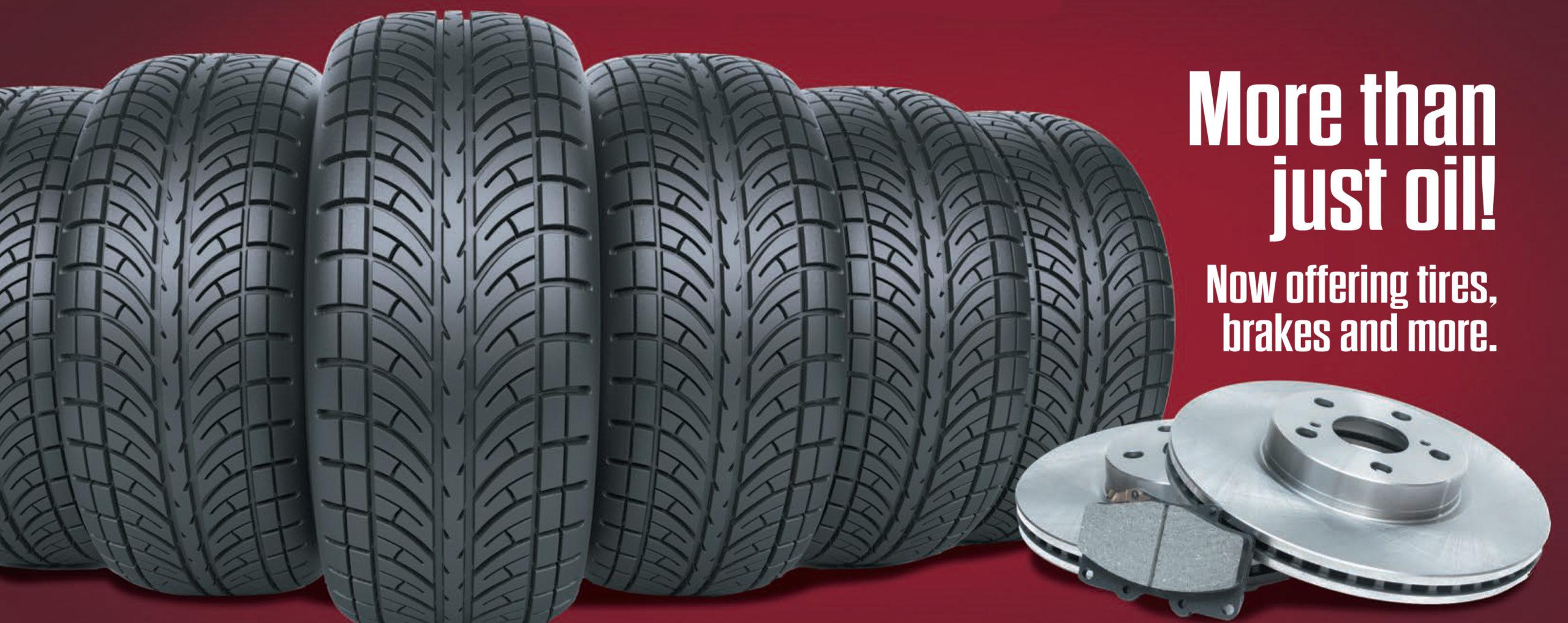 Jiffy Tires Brakes